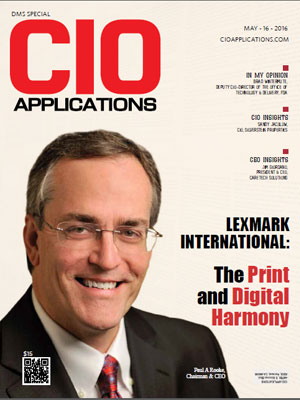 LEXMARK INTERNATIONAL: The Print and Digital Harmony
